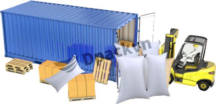 túi khí chèn container ppwoven