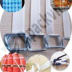 Dây đai composite và bọ thép