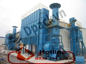 Hệ thống lọc khí công nghiệp