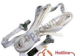 Bộ dây đai lashing chằng buộc hàng ở cửa container