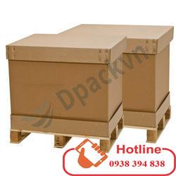 Pallet thùng carton